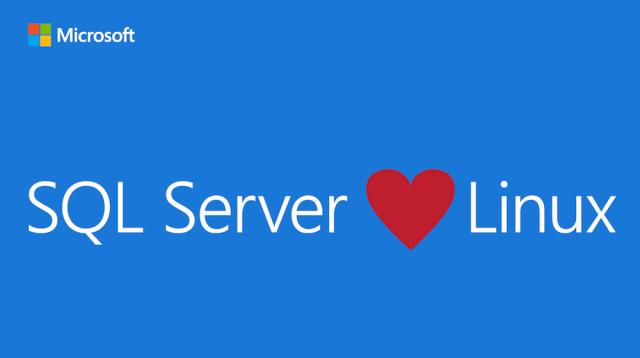 SQL Server Loves Linux