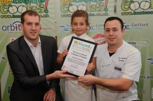 Kent Cooks Winner