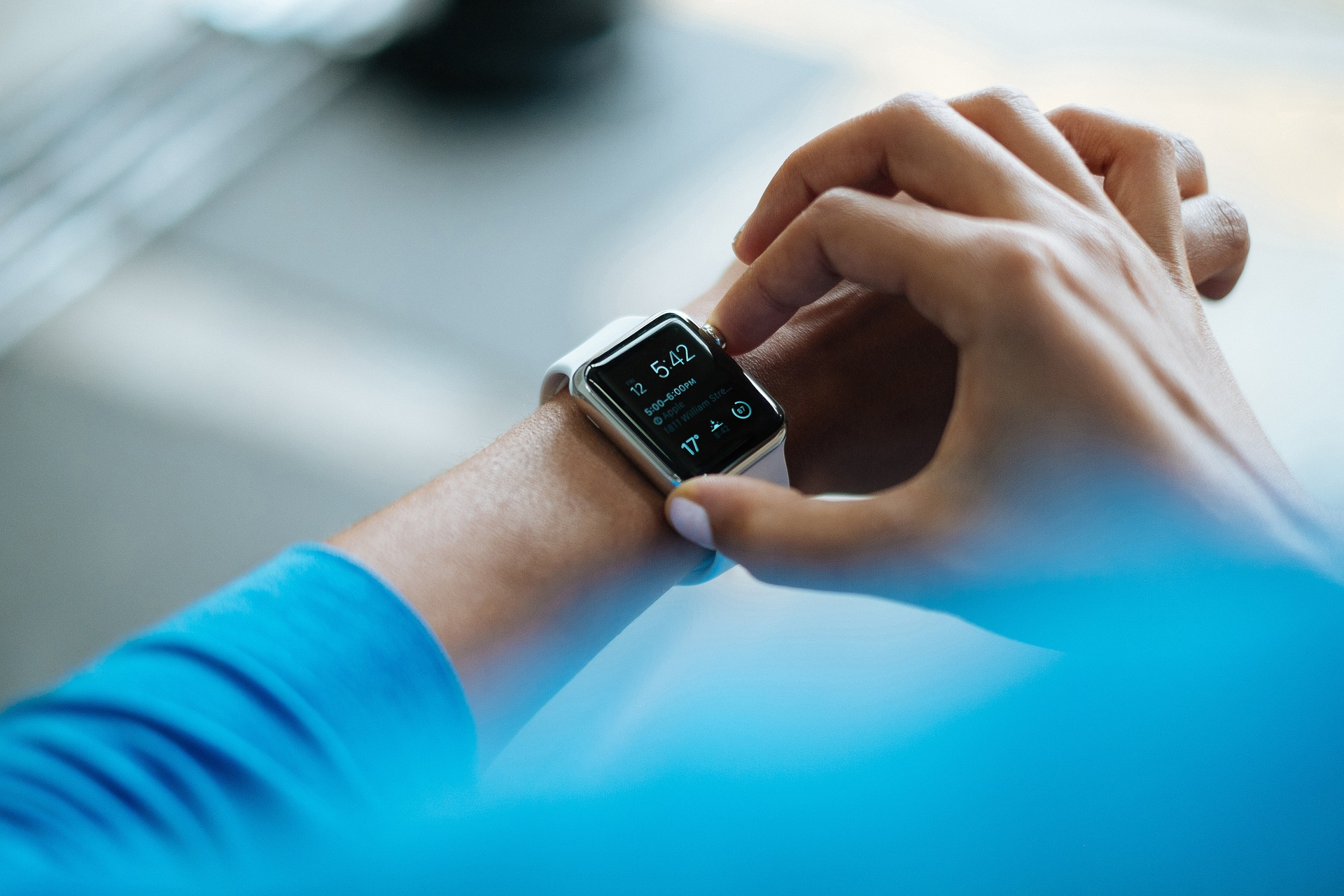 Wearable Tech Within Business