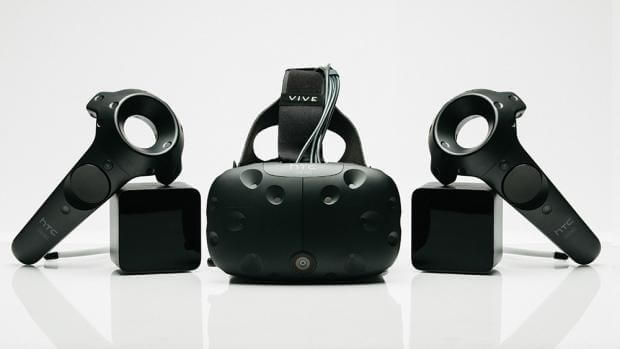 HTC Vive Equipment
