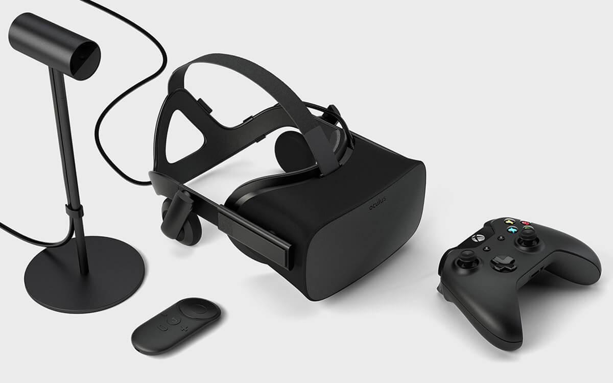 Oculus Rift Equipment
