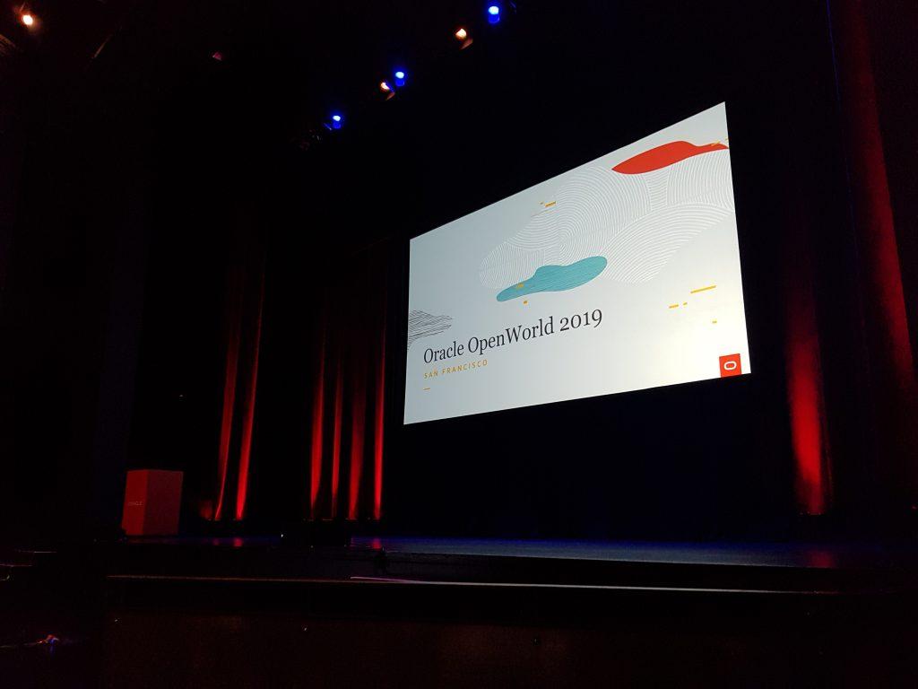 Oracle OpenWorld 2019