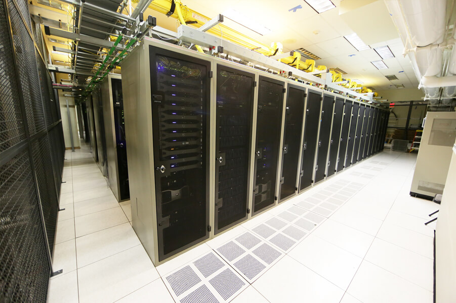 New York Datacentre Racks