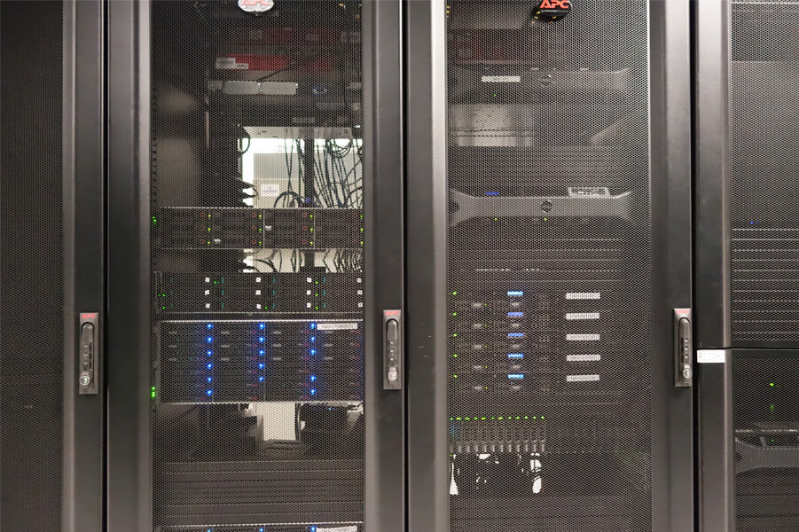 Seattle Datacentre Rack