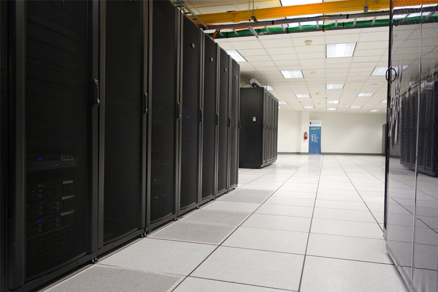 Seattle Datacentre Racks